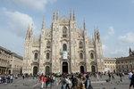 Piazza del Duomo, Milano, Italy