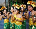 Balinese Girls