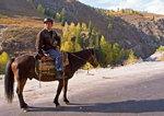 a Kanas horseman