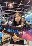 23082019_Hong Kong Computer and Communications Festival_Logitech Image Girl_Hanna Wu00003