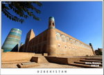 Mokhammad Amin Khan Madrassah & Kalta Minor Minaret