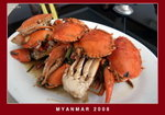 lunch at Yangon