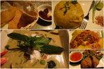 2013.4.13 Dinner @ Cafe Siam LKF