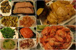 2013.7.14 Bday Potluck Dinner at home