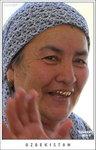 I figure gold teeth are fashion for Uzbeks.