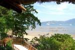 從酒店Sivara Spa 看出去的海景