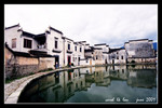 黟縣 宏村古民居  (File0510svc)