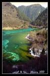 五花海 (five-flower lake) pic#2