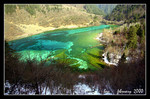 五花海 (five-flower lake) pic#1
