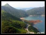 清水灣釣魚翁
