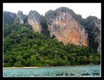 cliff at ao railay (east)