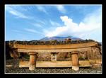 kokujin maibotsu torii @ sakurajima  黑神埋沒鳥居@櫻島