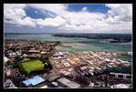 waitemata harbour in auckland