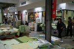 27 May 2006 / Shop around at the textile market