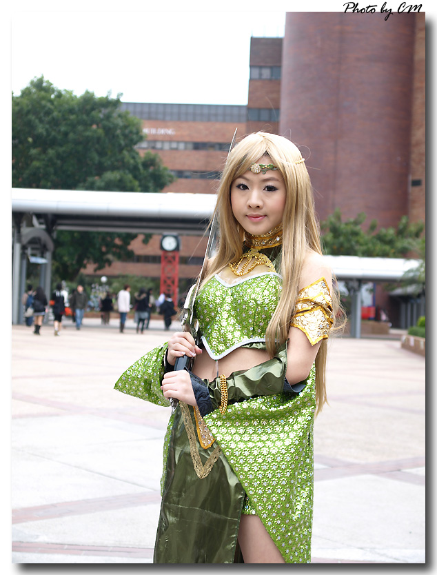 Sheena Lo@@理大藝墟 2008 [21p]