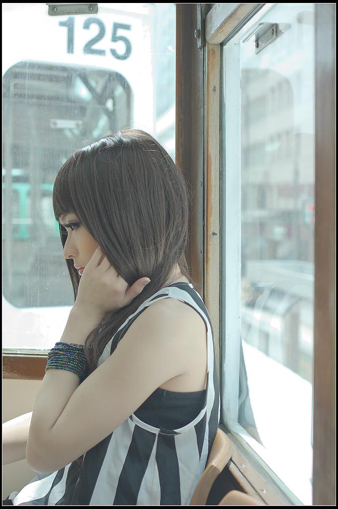 梓甯、小蓉香港玩透透 PART 1 (KX, DA35/2.4)