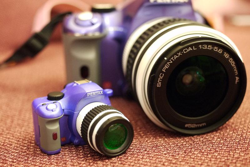 【啟事】PENTAX K-x小相機熱靴吊飾 洽詢事宜之報告