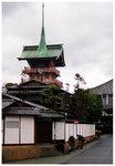 �K坂の�� Yasaka Pagoda