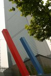 �W�����y���Ĥ��� Shanghai World Financial Center