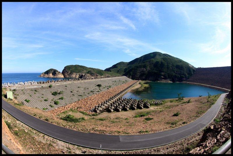 Hong Kong - Dam, Stonecutters Bridge and Tai Po Waterfront  IMG_3443
