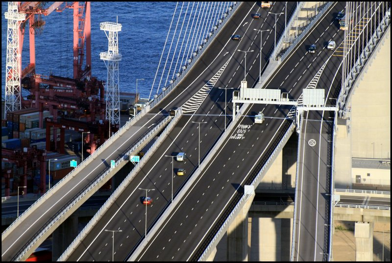 Hong Kong - Dam, Stonecutters Bridge and Tai Po Waterfront  IMG_3685