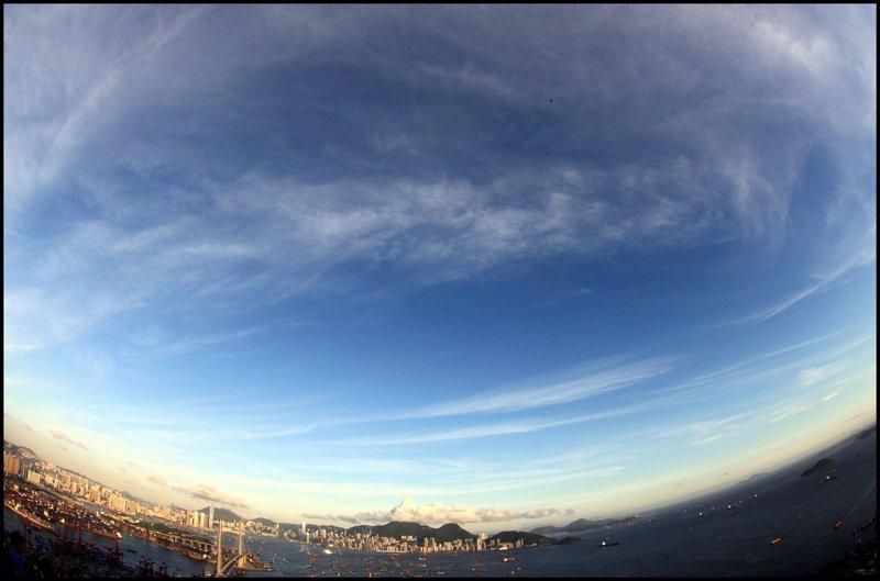 Hong Kong - Dam, Stonecutters Bridge and Tai Po Waterfront  IMG_3697