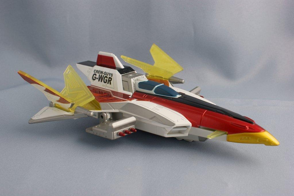 合體戰機 Gun Phoenix Striker - 日系英雄/機械人 ...