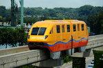 Skytrain to Sentosa
