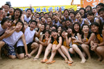 The teams of HKU Invitational Race