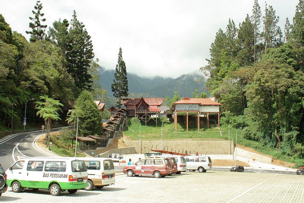 神山公園入口
