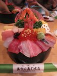 IMG_0149金澤-16色魚生飯, 盛惠2650Yen