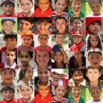 Collage of Young Faces from S Xinjiang JUN2007