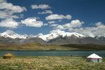 Gongger-Muztagh Peaks & Karakuli Lake