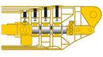 single cylinder (Telematik)