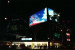 品川駅夜景(酒店附近)