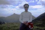 Going up Pai Ngak Shan牌額山, 30/6/2002