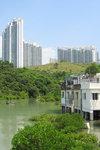 Ma Wan Chung and Tung Chung Crescent 馬灣涌及東堤灣畔(old and new Tung Chung)