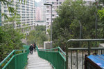 The stairway down to Tai Wo Hou,