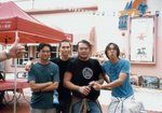 """Gold Coast Montmartre """"Band Sound Festival '99"""" Final, 29/8/1999, Gold Coast  Competing song was 弔古"""