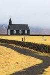Budakirkja (Black Church)