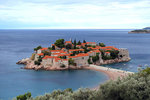 From a fortress to the so-called 'an Adriatic playground for the rich and famous', Sv. Stefan (St. Stephen) is now a 5 star hotel run by the Aman group, with room rate starting from 850 euro a night