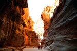 Walking along the Siq is such a magical experience, you have to be there to actually feel it!