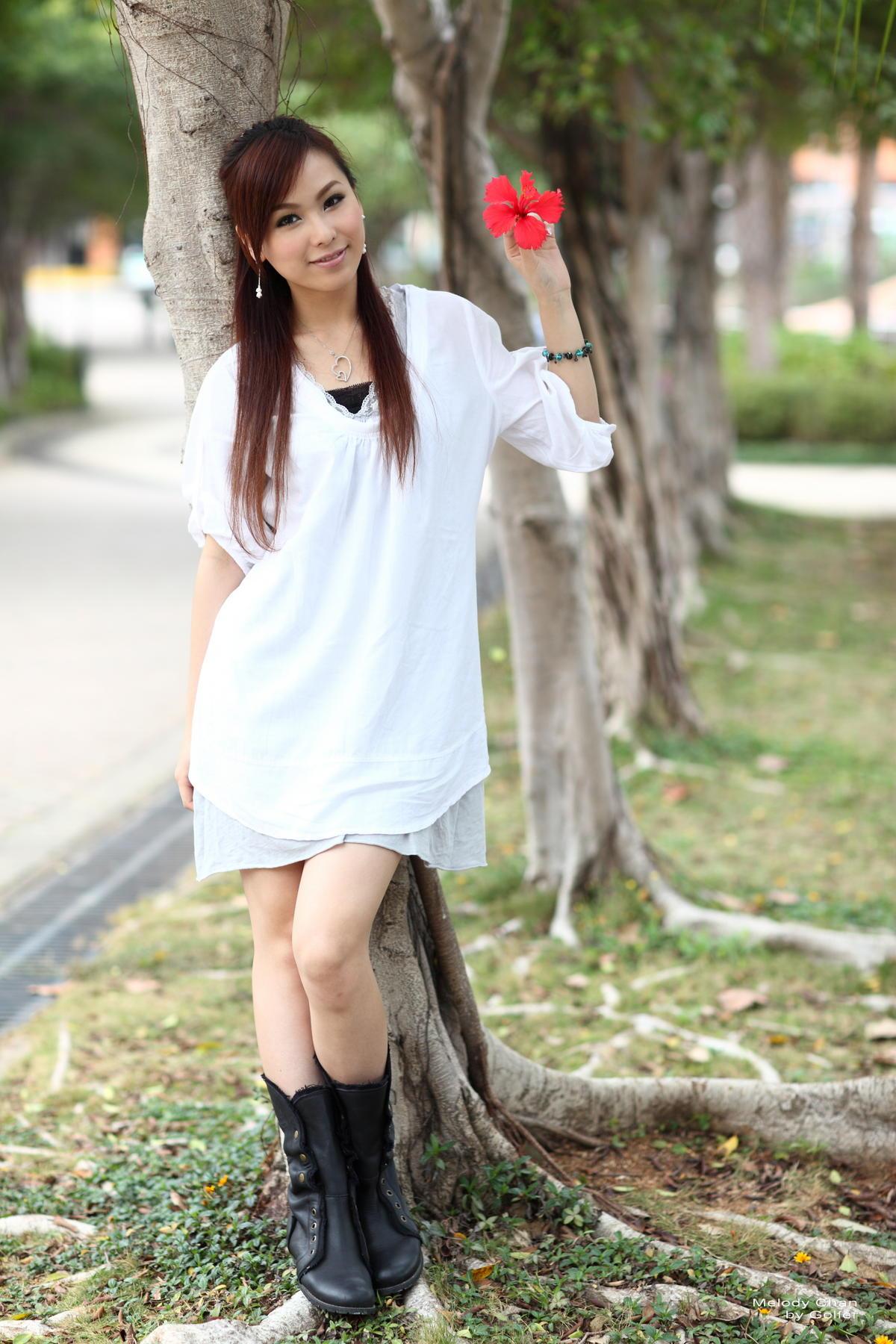 golfer :: Melody Chan 2009.02.28 :: Melody Chan VC _001013 S