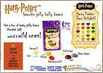 �i= Jazmarc Kiosk =�j Harry Potter Bertie Borr's Jelly beans - $25.00[34g]