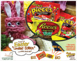 �i= Jazmarc Kiosk =�j** Reese's Easter ** = Limited Edition = Pastal Egg Mini Pack - $12 | Peanut Butter Egg - $10