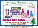 �i= Jazmarc Kiosk =�j*Bubble Yum Series* Bubble Gum - $9 | Lips Balm - $35 | Scented Nail Polish - $30[0.25oz.]