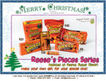 �i= Jazmarc Kiosk =�j*Reese's Series*�@ Lip Balm - $35 | Chocolate candy - $9[1.53oz.], $20[4oz.], $45[10.5oz]
