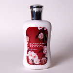 8oz. Body Lotion with Vitamin E, jojoba & Shea Butter�i Japanese Cherry Blossom �j- SOLD OUT!!!