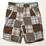 #N896783 | Old Navy Plaid Patchwork Short Pants for Boys - $180.00