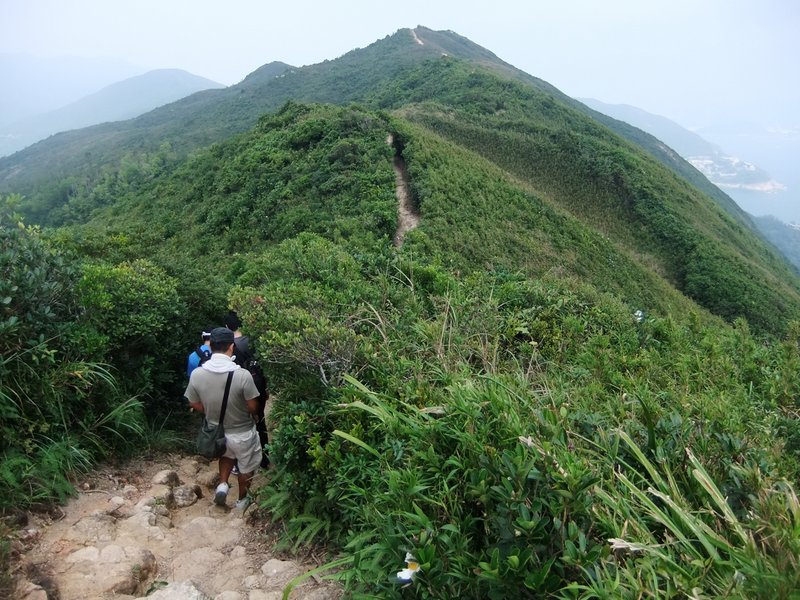 Dscf9462 香港龍脊行山 Dragon Back Hiking